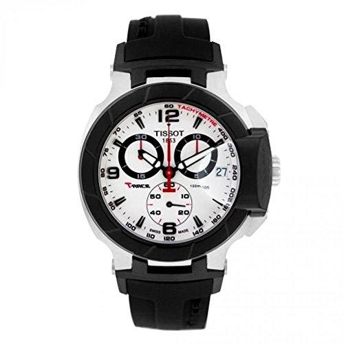 Orologio Tissot T-Race da uomo - nero