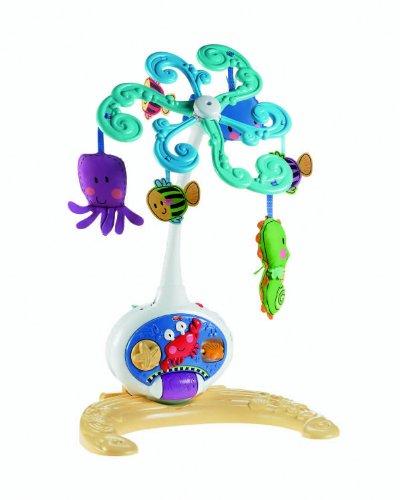 Fisher-Price Chambre de bébé Mobile Evolutif 3 en 1