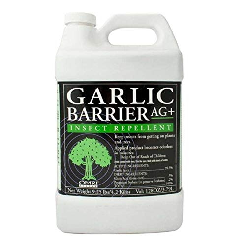 Garlic Barrier 2002 AG+ Liquid Spray, 1 Gallon