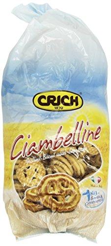 Crich Biscotti Ciambelline Gr.1000