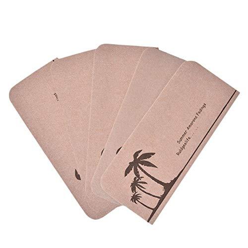 Banane 55 22 4,5 cm / 21.65 8.66 1.77in 5 pezzi tappetino per scale domestiche antiscivolo autoadesivo 1