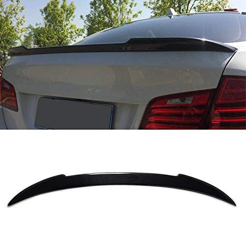 Carbon Fiber Rear Trunk Spoiler Wing Lip Fit for 2013-2018 BMW F30 ...