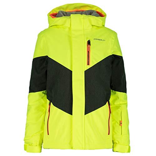 O'Neill Mädchen Kinder Snowboard Jacke Coral Jacket Girls, pyranine Yellow, 152