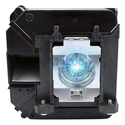 Kingoo Excellent Projector Lamp for Epson Powerlite Home Cinema 3020/3010/EW-TW6000W Replacement Projector Lamp Bulb with Housing