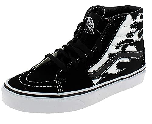Vans SK8-HI Flame Zapatos Deportivos Unisex Negro VN0A32QGK681