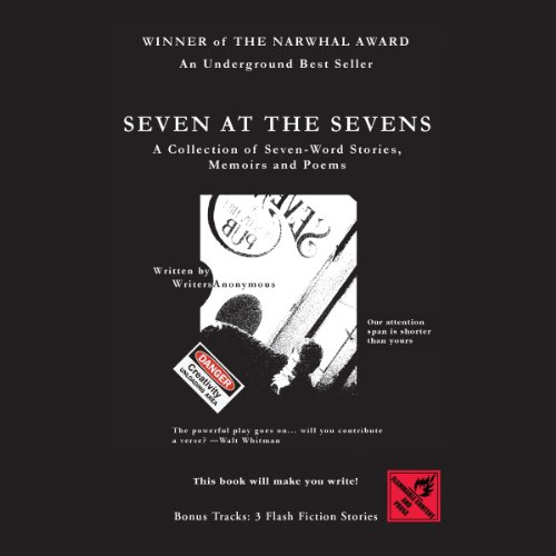 Seven At The Sevens audiobook cover art