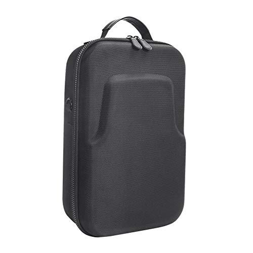 Seasons Shop transportkoffer voor Playstation VR, opbergtas, beschermhoes, transporttas, koptelefoon en accessoires - grijs zwart