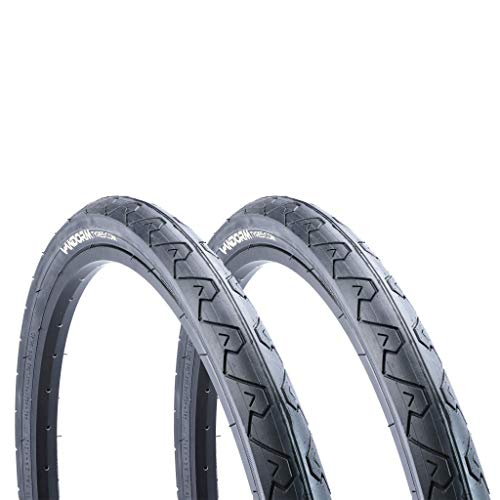 Vandorm 2 Slick 210 26' x 2.10' MTB Mountain Bike Bicycle Tyres (Pair)