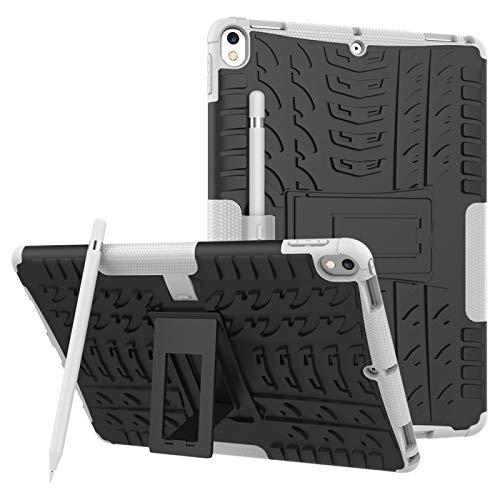 voor iPad Pro 12.9 Tablet Hoesje Case Case, Heavy Duty Shock Absorption Armor TPU/PC Hybrid Impact Schokbestendige Defender Beschermhoezen iPad Pro 12.9 2e Generatie (scherm 12.9 Inch), for iPad Pro 12.9 2th, 1 exemplaar