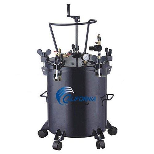 CALIFORNIA AIR TOOLS 10 Gallon Pressure Pot