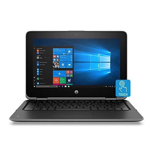 HP ProBook x360 11.6-Inch HD Touch Screen Intel M3-8100Y 8GB 128GB SSD Win 10 Pro 64 (Renewed)