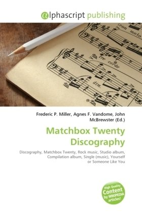 Matchbox Twenty Discography