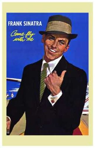Frank Sinatra – Frank Sinatra Movie Poster (27.94 x 43.18 cm)