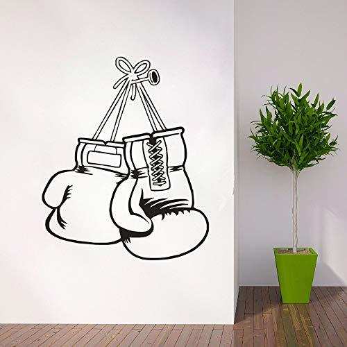 wandaufkleber 3d küche Sport-Boxhandschuhe Fighting Sports Home Interior Boxen für Jungenzimmer