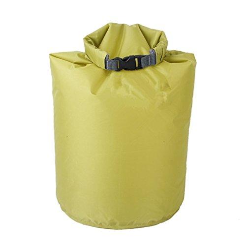 Yeah67886 20L extérieur Poids léger à la poussière Sports Dry Bag Pouch pour l'escalade le Bateau de pêche Rafting (Vert)