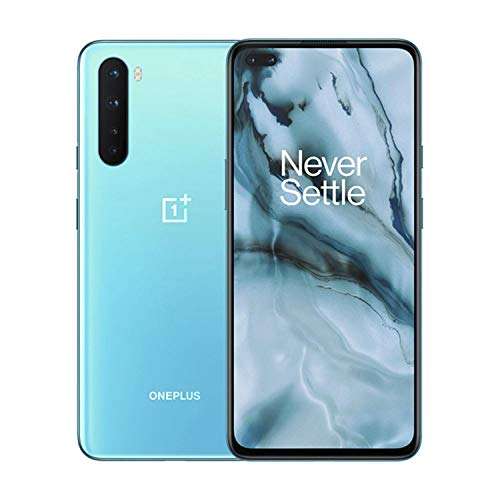 One Plus Nord 128GB Dual SIM Android 10 Marble Blue