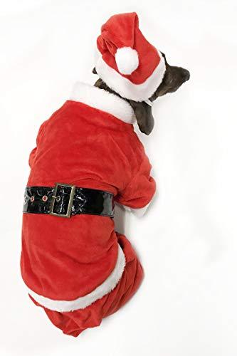 Midlee Dog Santa Claus Costume (XX-Large)