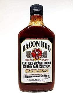 Bacon Bourbon Barbecue Sauce