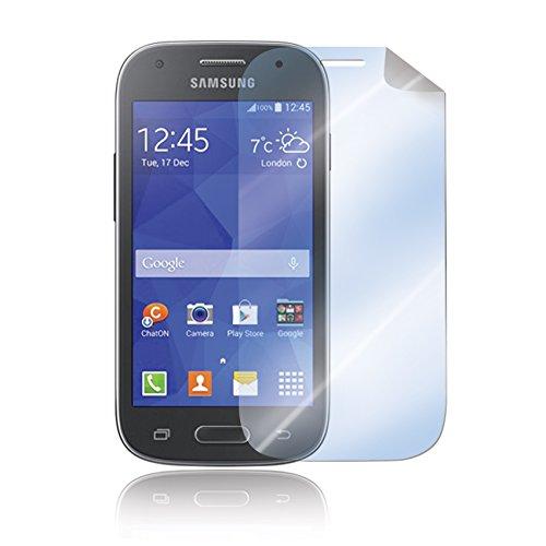 Celly Protector de pantalla invisible para Samsung Galaxy Ace Style (2 unidades)