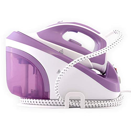 Buy Discount Steam iron Purple Steamer, Five-Speed Multi-Mode for Clothes, Side Drain Valve Design, ...