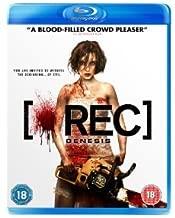 REC 3 ( [REC] 3: Genesis ) ( [REC]³: G nesis (REC 3: Genesis) ) [ NON-USA FORMAT, Blu-Ray, Reg.B Import - United Kingdom ]