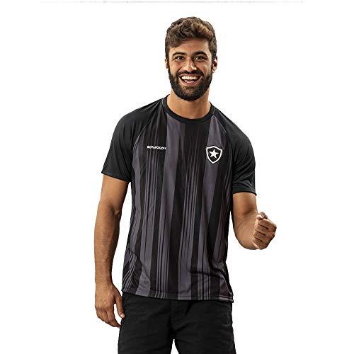 Camisa Braziline Botafogo Honda - Preto