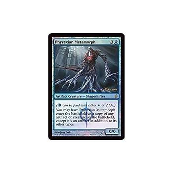 Magic The Gathering - Phyrexian Metamorph - Prerelease & Release Promos - Foil