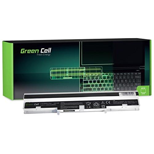 Green Cell Standard Serie A42 U36 A41 U36 Laptop Akku fur ASUS U32 U32JC U32U U36 U36J U36JC U36S U36SD U36SG 8 Zellen 4400mAh 144V