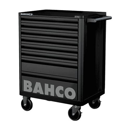 BAHCO BH1472K8BLACK Carro E72 26' 8 Cajones Negro, Standard