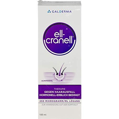 Ell-Cranell Therapie-Packung für 3 Monate Lösung, 300 ml Lösung