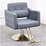 Silla de salón de peluquería Beauty Shampoo Barbering Chair Salon Styling Chairs, Silla hidráulica de belleza, Silla de corte de pelo, Silla de equipo de belleza
