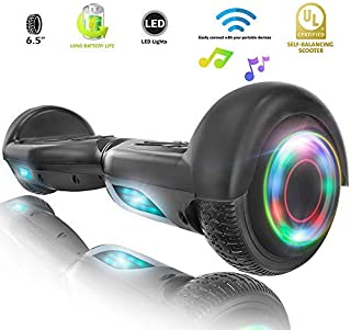 XPRIT Hoverboard w/Bluetooth Speaker, UL2272