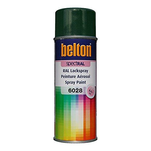Unbekannt KWASNY 324 122 Belton Spectral Lackspray RAL 6028 kieferngrün Hochglanz 400ml