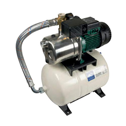 DAB Wasserpumpe, 20 l, AQUAJETINOXGWS8220M – Horizontale Membran, mit Wasserpumpe, 0,6 kW bis 3,6 m³/h, einphasig, 220 V