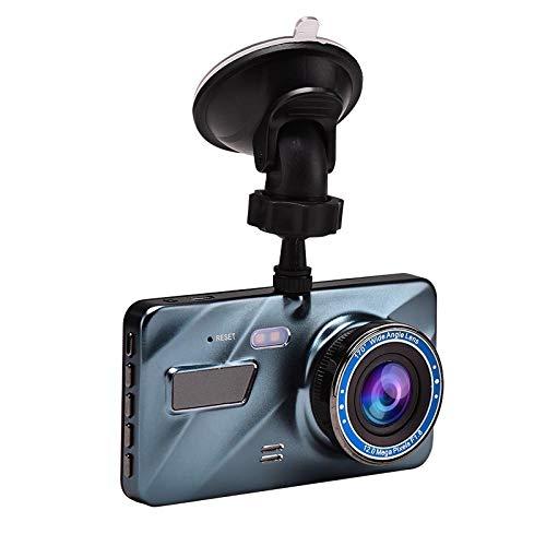 Dash Kamera Auto Dvr Dash CAM Videorecorder Rückansicht Doppelkamera Full HD Auto Kamera Zyklus Aufnahme Nachtsicht G-Sensor 3,6 'Dvr Nur