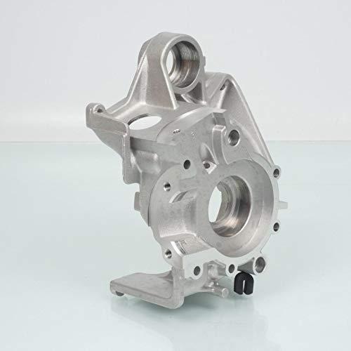 one by camamoto cod. 77093016 carter motore semicarter destro in alluminio compatibile con motori minarelli orizzontale yamaha aerox ovetto /mbk nitro mach g. / malaguti phantom f12 / f15