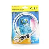 CJSJ CH-901 Candado de Seguridad para Ordenador portátil (1.2 Metros)