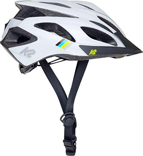 K2 Erwachsene Helm VO2 Helmet white - Weiß - L (59-61cm) - 30B4003.1.1.L