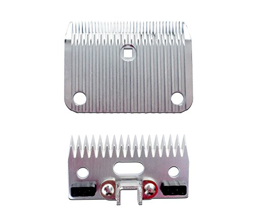 Masterclip A2 Fine Cut 1.5mm Horse Clipper Blade - Compatible with Lister...