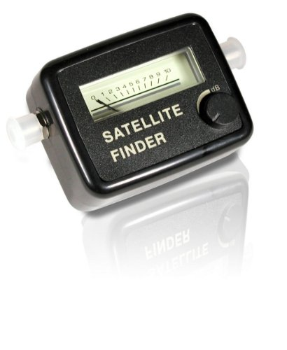 SciencePurchase Analog Satellite Finder