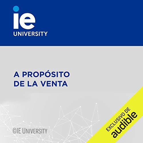 Diseño de la portada del título A Propósito de la Venta