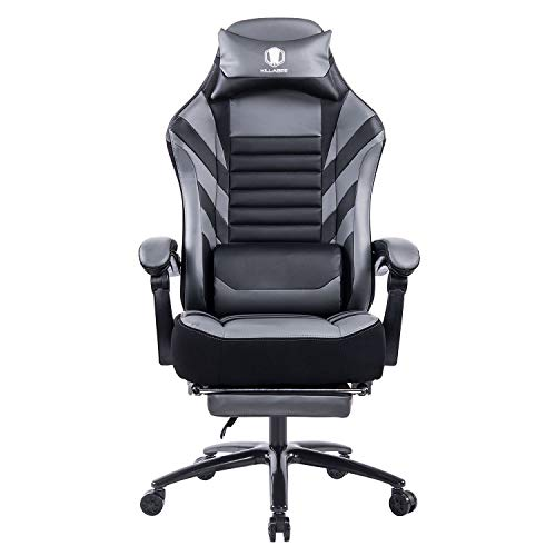 Chefsessel Stuhl Bürostuhl schwarz Drehstuhl Sportsitz III