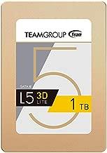 """Team Group 1TB SATA III 3D L5 LITE 3D 2.5"""" NAND Internal Solid State Drive (SSD) T253TD001T3C101"""