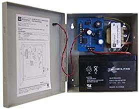 Altronix AL125ULP 2 PTC Outputs Power Supply / Charger. 12VDC or 24VDC, Class 2, Grey Enclosure & Plug-in Xfmr.