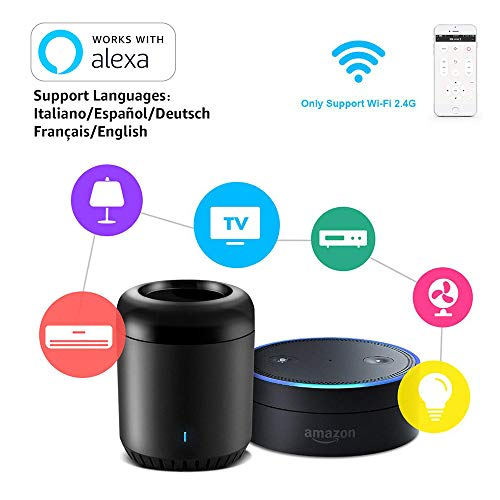 Broadlink RM Mini3 Telecomando universale WiFi IR