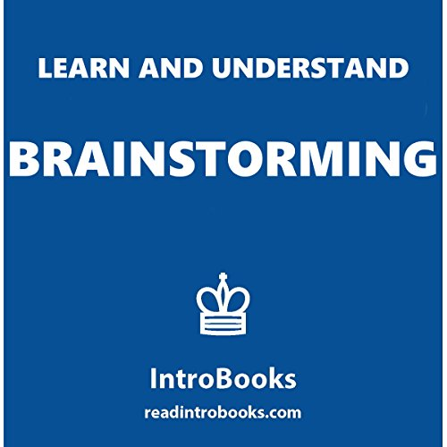 Learn and Understand Brainstorming cover art