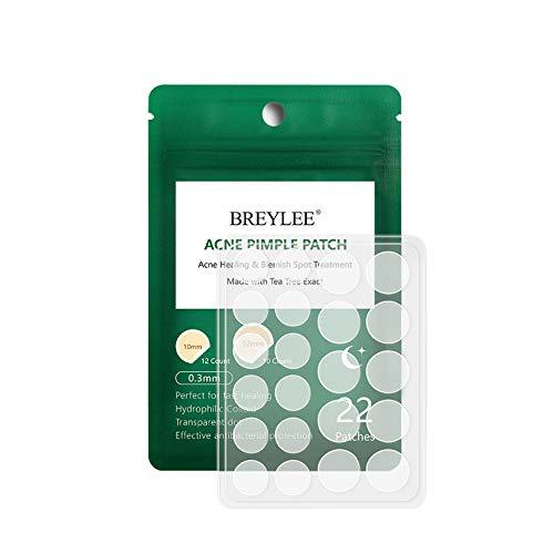 Blusea BREYLEE Invisible Acne Removal Pickelpflaster Hautpflege (Night use)