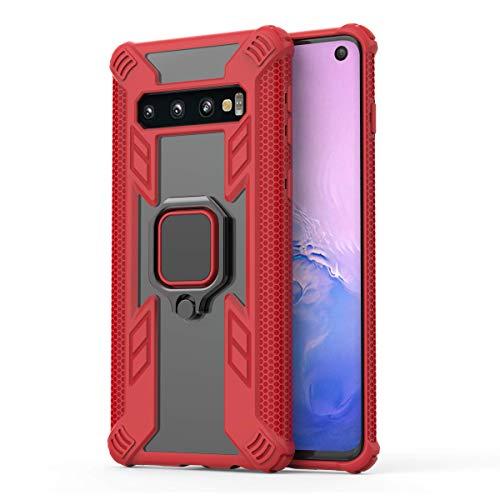 voor Samsung Galaxy S10 | S10e | S10 Plus(2018) case, Hard case Bracket Ring telefoonhoesje, ontworpen voor uw mobiele telefoon beveiliging, antislip Super Texture Support Cover
