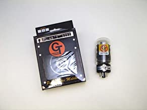 6L6GE SG (シングル) 1本販売 パワー管 ジェネラルエレクトリック6L6GE完全復刻版 グルーブチューブ 真空管