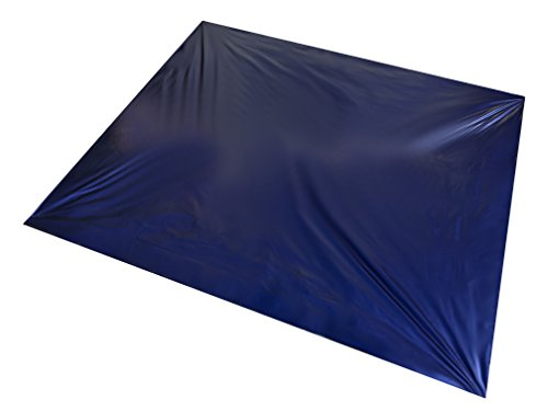eXODA Inkontinenzlaken Unterlaken Matratzenauflage blau 180x240 cm Inkontinenzauflage